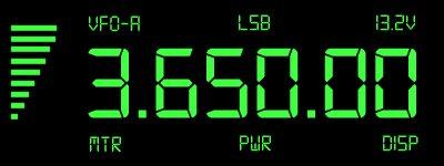 3650 display